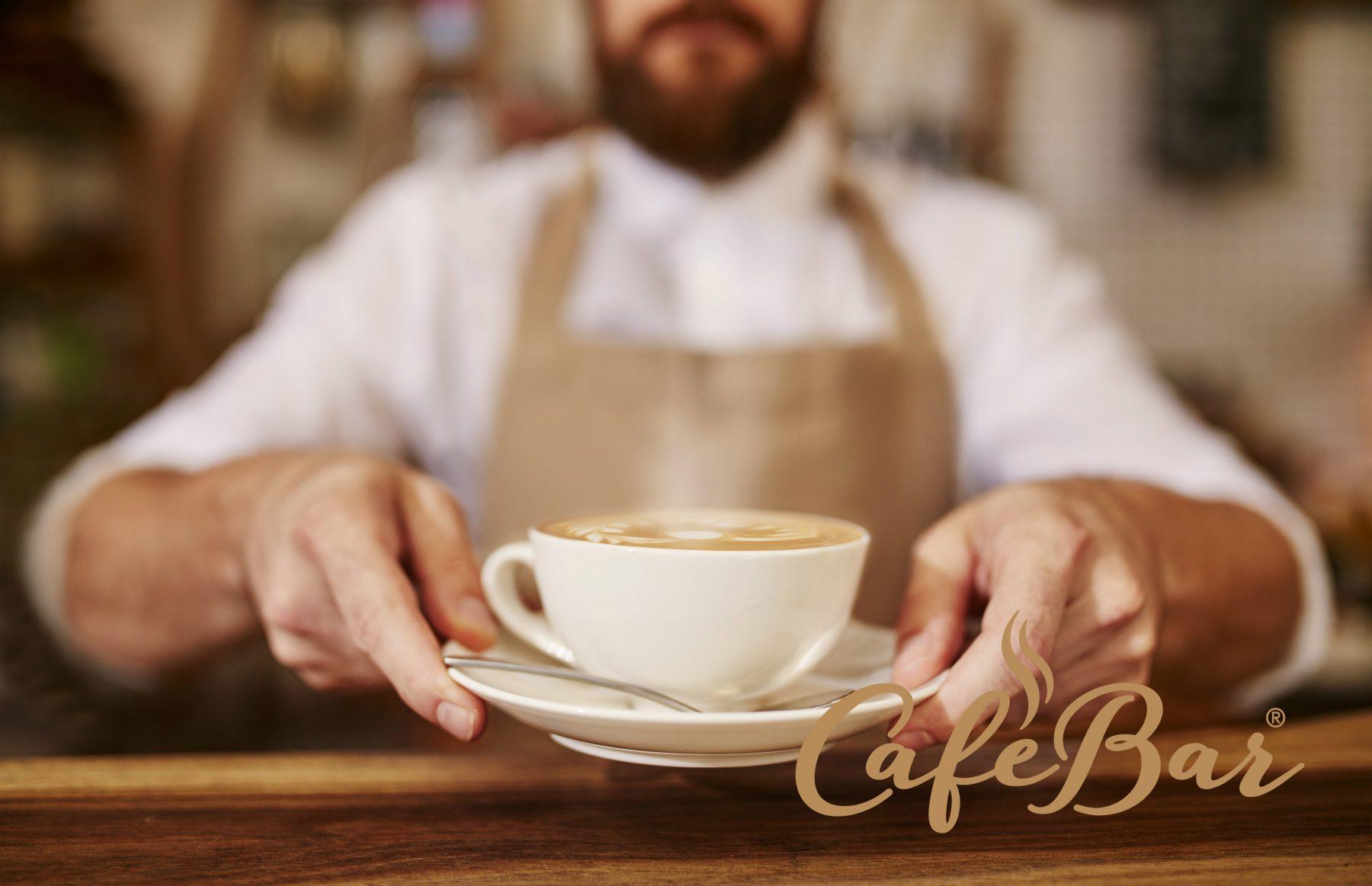 Café Bar gillar bandy!